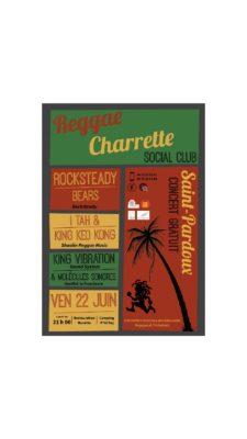 reggae charrette